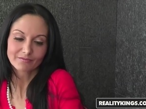 RealityKings - Moms Bang Teens - Ava Addams Logan Pierce Sha