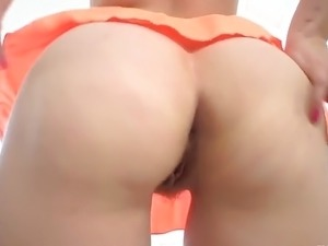 Lovely Ass in Slow Motion