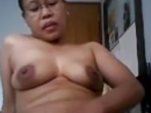 video asian maid