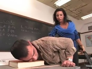 cum in my teacher pussy