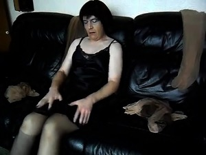 Crossdresser sex movie