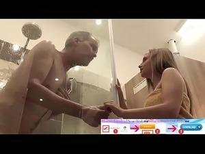Old man sex girls