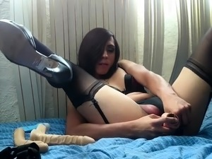 crossdresser skirt boy ass video movie