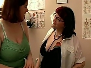 lesbian erotic stories about doctors