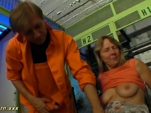 frencch mature sex