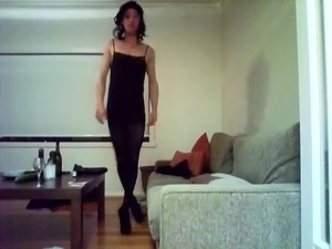 crossdresser mature video