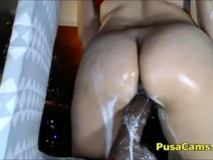 shaved pussy female ejaculation