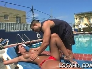 Drilling of squelching cum-hole makes it full of orgasms