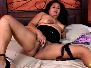hot latina huge tits video
