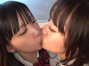 mature young school girl tribbing lesbian