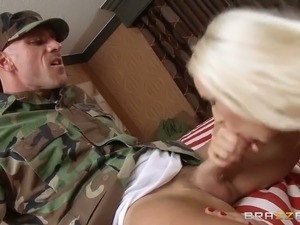 army wife hot video