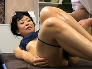 japanese girls frontal massage