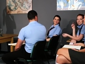 russian school girls punished sex video