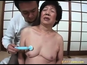 mature japanese solo
