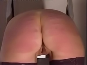 mature caning video free