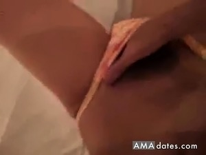 pussy fingering cunt stretch