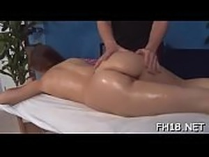 Cheerful endings massage video