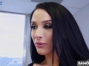lesbian mature office