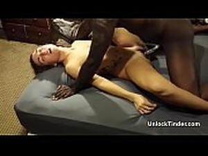 Interracial creampie vids