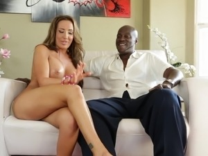 Roxy deville interracial
