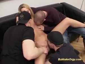 fat ass orgy galleries