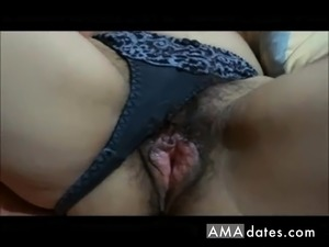 pierced hairy pussy free
