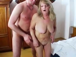 hairy granny fuck video
