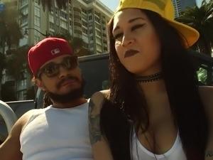asian ladyboy fucking black cock