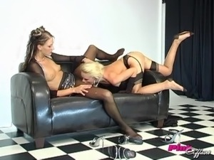 interracial lesbian foot worship
