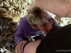 stuck in throat choking video