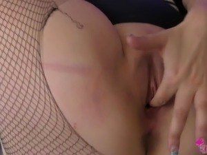 ass traffic her first anal dp