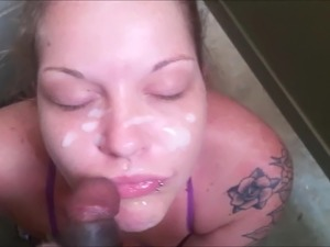 public facial cumshots gallery