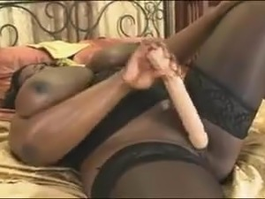 huge dildo blonde girl
