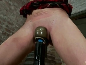 hogtied anal slave movie bdsm