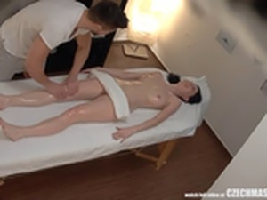 young nude asian touch self
