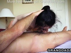 My first sex teacher anal