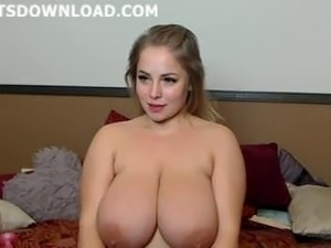 huge fake black tits