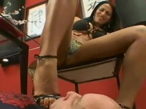 black foot porn