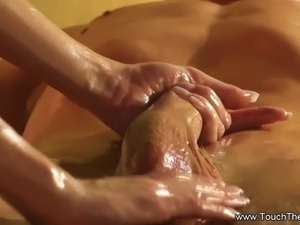 free handjob massage video
