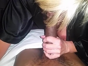 blonde deep throat galleries