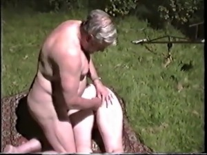 granny big tits video