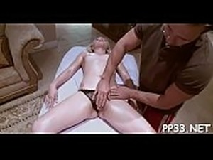 wife erotic massage husband watches