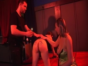 girls punishing girls anally
