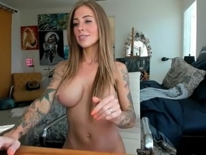 dorm room webcam fuck