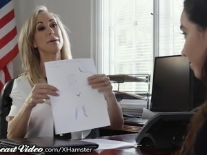 hot office girls with big boobs