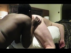 ebony anal fat ass