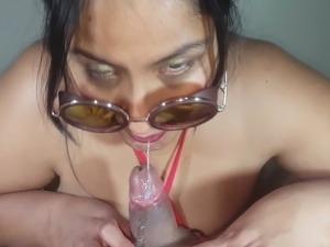 Swallow cum shot