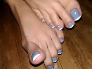 naked feet fetish videos