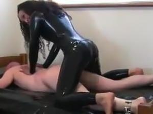 Latex anal pics