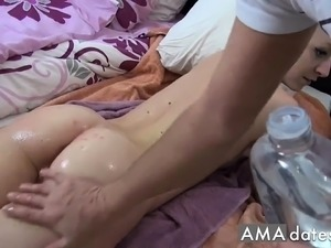 girl asks for anal